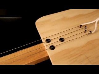 Крутая самодельная электро гитара