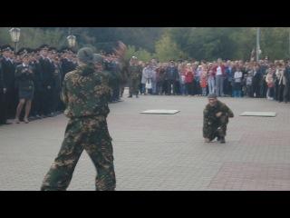 33 отряд специального назначения Пересвет 2гСпН показуха