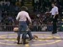 Bunkhouse Buck vs Dustin Rhodes (WCW Spring Stampede '94)