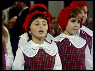 Лена Могучева - Песня Красной шапочки (1978)