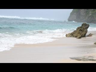 о.Бали. декабрь.волны. море. пляж...О,Бали