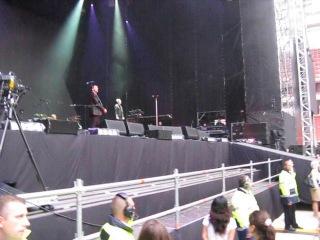 Depeche Mode 22.06.13 live in Moscow Locomotive stadium
