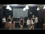 Репетиция: One Soul – Flashback (After School)