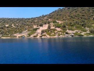 из серии прогулки на 6 островов Эгейского моря