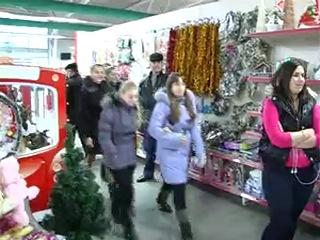 Різдвяний флешмоб у Тячеві