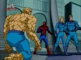 Человек паук (1994). Сезон 5 серия 9