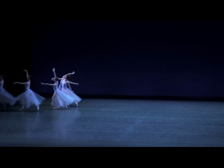 Nyc ballet's ashley bouder on george balanchine's serenade
