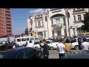Офисы Мегафон и Билайн в Грозном закидали яйцами