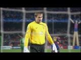 Барселона 1:2 Рубин - Краткий обзор игры