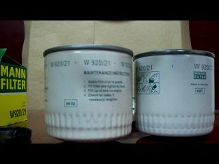 Обзор масляных фильтров на автомобили ВАЗ