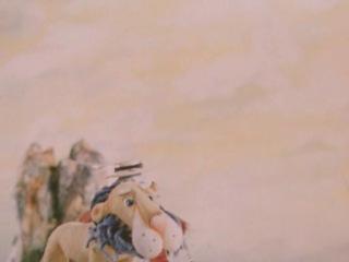 Волшебник Изумрудного города.2-я серия : Дорога из жёлтого кирпича (1973)
