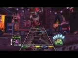 Guitar hero 3 -  Through the Fire and Flames Expert 100 FC HD