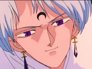 Усаги и Принц Диманд (Один из моих любимых моментов в аниме Сейлор Мун)