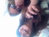 Новый Арбат. Я и Марианна. Мяу 