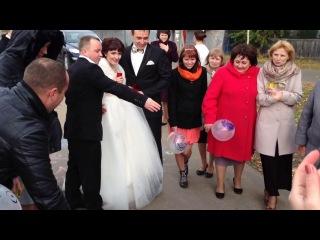 Свадьба Кати и Саши. Часть 3