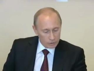 Путин и Шевчук. Здравствуйте, я Юра Шевчук, я хочу чтобы все были красивые и здоровые. И мира во всем мире. (версия без цензуры)