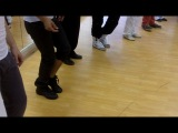 Dadinho Jefferson - Men Style workshop. Zouk RnB basic steps. Syncopation with step forward