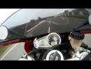 Голышом на мотоцикле Невседома
