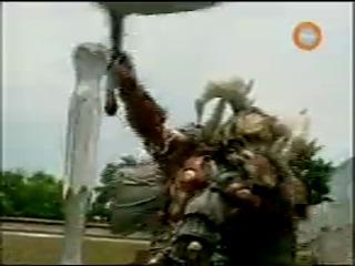 Могучие Рейнджеры Мистическая Сила, 15 серия (RUS, Ren-TV)