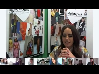 The style sessions- how to get the ss 13 london look hangout with louise roe