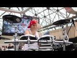 Tim Ivanov feat. -DJ Smash. - Performing at NAMM Musikmesse Russia 2012