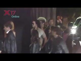 Еще одно очень короткое видео 06.08.2012 Afterparty Aerosmith, Pink Taco