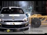 Краш-тест VW Scirocco 2009