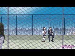 Хентай [vk.com/Ansex]: Ringetsu The Animation / Рингетсу - 01 [рус. озвучка]
