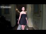 Clarisse Hieraix Couture Spring-Summer 2013 - Paris Couture Fashion Week - FashionTV