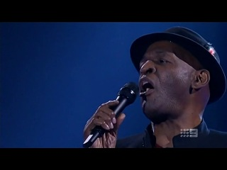 Steve Clisby - God Bless The Child (The Voice AU 2013)