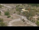 Дакар 2013. 8 этап, река, из-за которой отменили часть этапа
