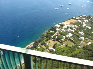 поїздка автобусом з Capri na Anacapri