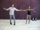 Свадебный танец Юли и Максима ( последняя репетиция ). Постановка Алёны Energy.