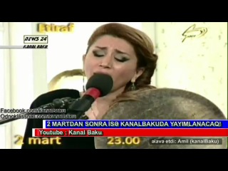 Azərbaycanlı teleaparıcını da ağladan tapıldı