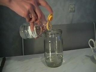 Эксперименты дома - 3. Кальций в костях