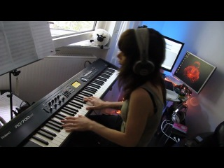 Vika Yermolyeva - Scorpions - Wind Of Change - piano cover