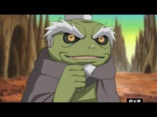 Naruto Shippuuden / Наруто Ураганные Хроники 156 серия перевод 2х2