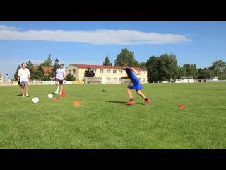 Футбольная школа. Урок 2. Последний шаг