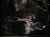 Чайковский, Концерт № 1 для фортепиано с оркестром. Солист Евгений Кисин, дирижер- Герберт фон Караян