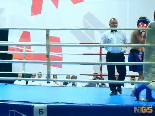 Чемпионат России по кикбоксингу в Нижнем Тагиле