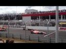 Старт Российского этапа Ф-Рено 3.5 на Moscow Raceway