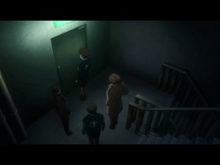 Psycho-pass / Психопаспорт - 21 серия [Inspector Gadjet & Shina]