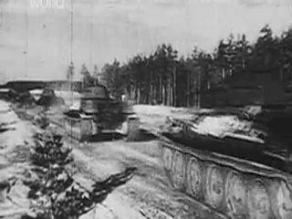 Великие танковые сражения. Фильм 15-й. Битва за Балтику