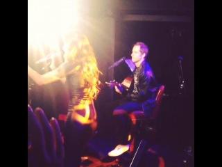 Nicole Scherzinger - Don't Cha (Acoustic @ The Arts Club)