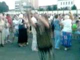 Вот как отрываются Оршанцы на день железнодорожников))))
