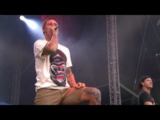 Parkway Drive LIVE Sonisphere - Deliver Me, Home Is For The Heartless, Idols and Anchors