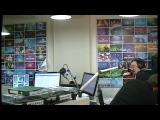 Треш-шоу Кремова и Хрусталёва на радио Рекорд - Укол Кремову в попу)