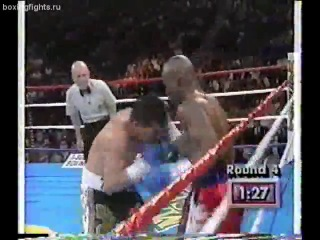 1994-09-17 Julio Cesar Chavez vs Meldrick Taylor II (WBC light welterweight title)
