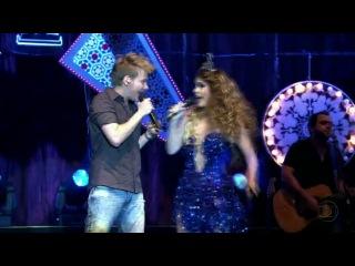 Cap. 01/06 - Cena: Chayene sobe ao palco com Michel Teló