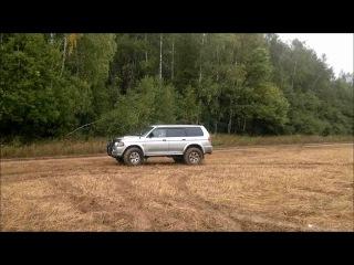митсубиси паджеро спорт 2.5 TDI